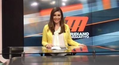 Nació El Hijo De La Periodista Rocío Pereira Da Costa