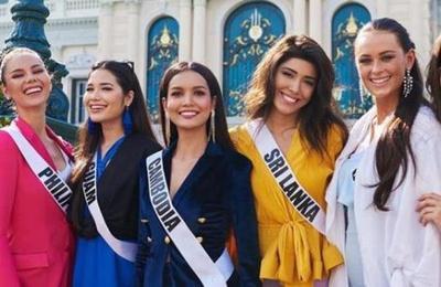 Descalifican a una concursante del Miss Universo por llegar tarde