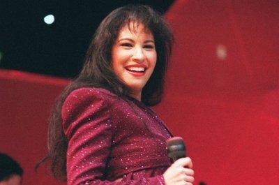 Netflix anuncia una serie sobre la cantante Selena Quintanilla