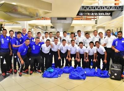 Paraguay Sub 17 partió a Chile para ajustar detalles
