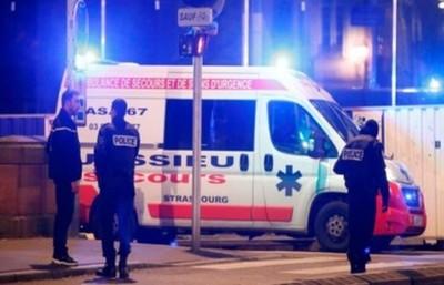 Francia: al menos 2 muertos y 11 heridos tras tiroteo cerca de un mercado navideño en Estrasburgo