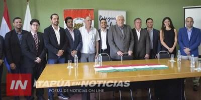OFICIALIZAN CONVENIO PARA HABILITAR LA OFICINA REGIONAL DE REPATRIADOS