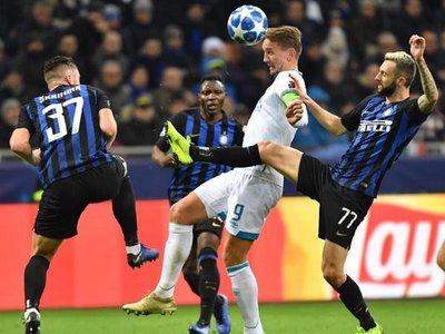 """El Inter no puede con el PSV y dice adiós a la """"Champions"""""""