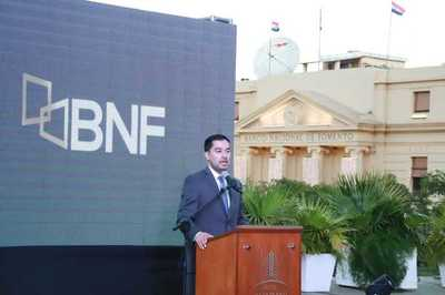 Banco de Fomento presentó nueva imagen y reafirmó compromiso con renovación y modernización