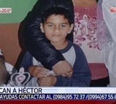 Fiscalía sigue sin pistas del niño desaparecido hace dos meses