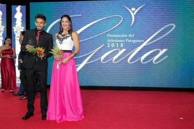 Ayala y Pirelli, los mejores del año