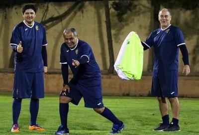 Chiqui he'i que pronto volverá al fútbol árabe