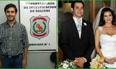Que pelada! Marido de Amparo Velázquez detenido por multimillonaria estafa?