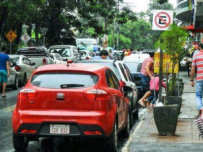 A pocas horas de desnudar esquema de robo con el estacionamiento controlado