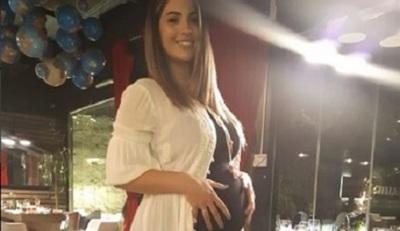 El Baby Shower De La Ex Calle 7 Cristina Aranda