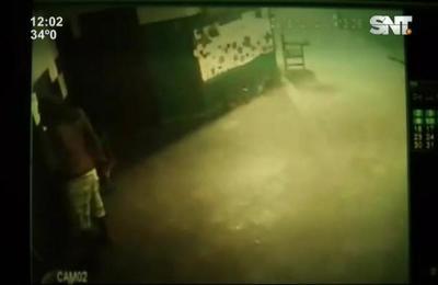 Delincuentes se robaron todo en una escuela