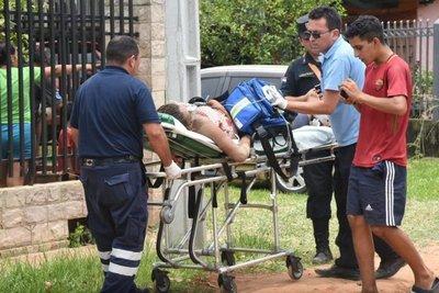 Violento desalojo en Roque Alonso – Prensa 5
