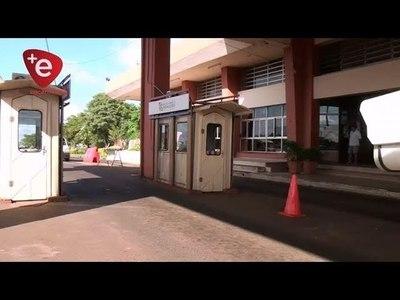OBRAS EN EL CENTRO DE FRONTERA: TRAS VARIOS RECLAMOS ANNP INTERVIENE EL EDIFICIO
