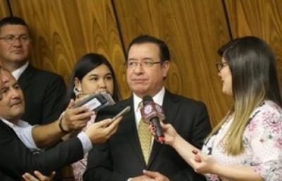 """""""Aún hay tiempo para tratar juicio político a ministros del TSJE antes del receso"""", afirma Miguel Cuevas"""