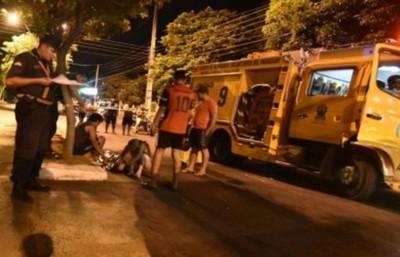 Villa Elisa: Conductor que atropelló a una joven declarará hoy ante la Fiscalía