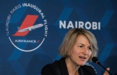 Anne Rigail se convierte en la primera mujer directora general de Air France