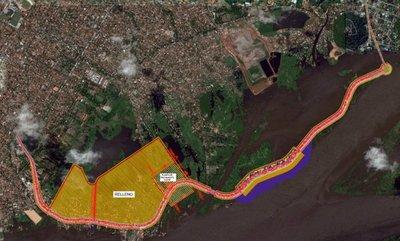 Costanera Sur: Cuatro empresas oferentes con malos antecedentes en construcciones