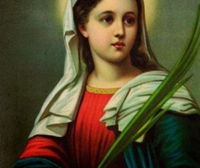 Hoy se celebra el día de Santa Lucía