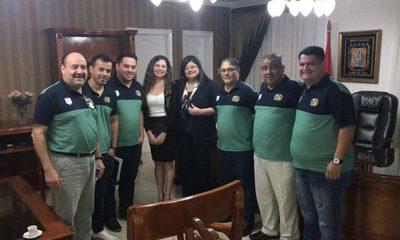 Interventora de CDE afirma que honrará compromiso con Federación Paranaense