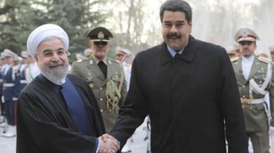 "Estados Unidos fustiga a Venezuela por nexos con actores ""sórdidos"""