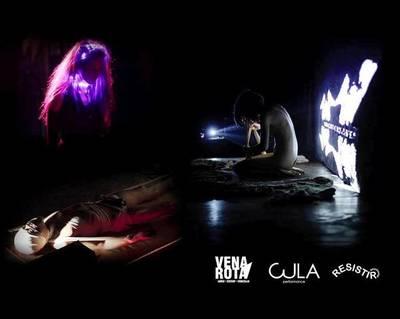 Muestra de artes performativas en la Manzana de la Rivera