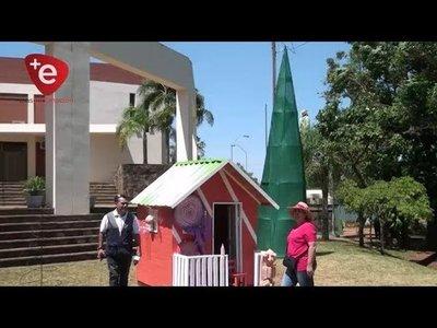 ''La Navidad Inspira'':Invitan a decorar la Plaza adyacente a la Gobernación
