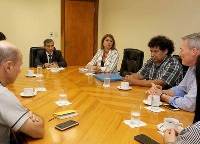 Autoridad judicial recibe a comitiva de Cooperación Internacional