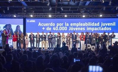 HOY / Nestlé reafirma compromiso con el empleo juvenil en el Mercosur
