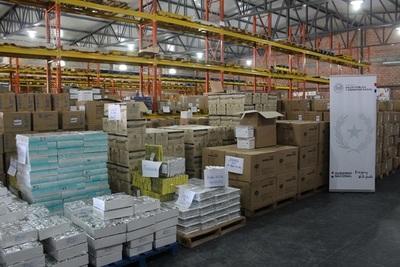 Abastecen farmacias de las USF de San Pedro y Concepción