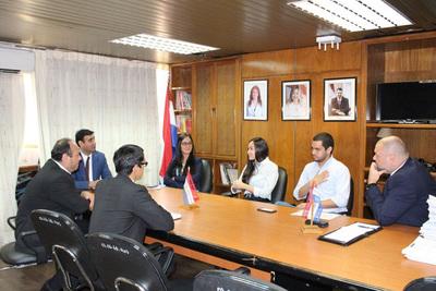 Proyectan trabajos de cooperación interinstitucional en el sector migratorio