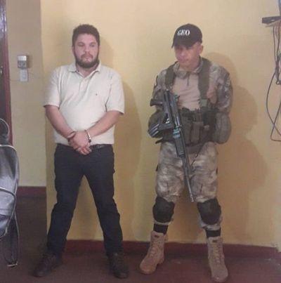 Intendente Araújo seguirá en prisión