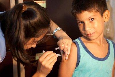 Paraguay emite alerta por sarampión ante casos registrados en varios países