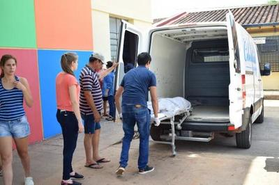 Asesinan a una adolescente en Villarrica – Prensa 5