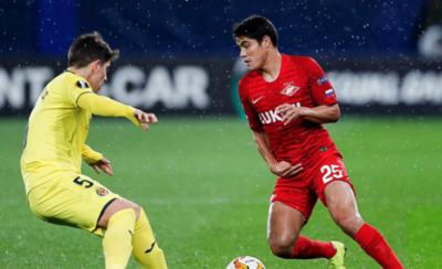 HOY / Lorenzo, fuera con Spartak de la Europa League