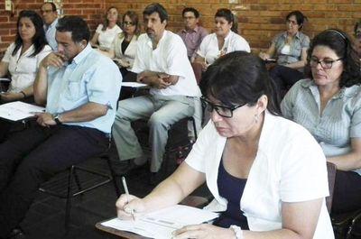 Sinadis: el 45% de los docentes reprobaron concurso