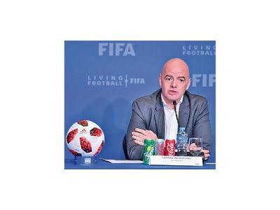 FIFA busca el Mundial de 48
