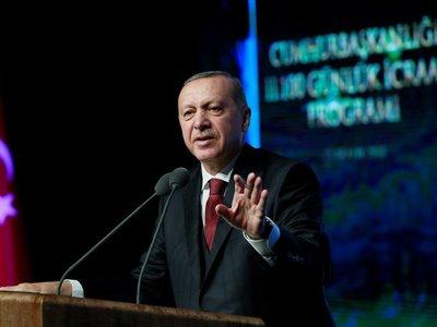 Erdogan amenaza con invadir Siria