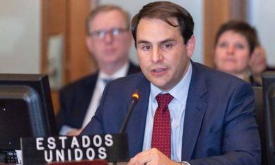 """Estados Unidos pedirá un debate """"regional"""" sobre la legitimidad de Nicolás Maduro como presidente"""