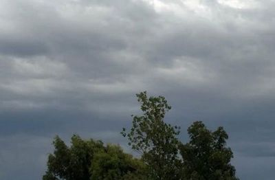 Calor extremo y lluvias durante el fin de semana