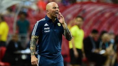 Jorge Sampaoli es nuevo entrenador de Santos de Brasil