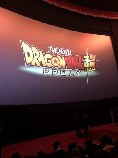 """Conocé las fechas de estreno de la película """"Dragon Ball Super: Broly"""""""