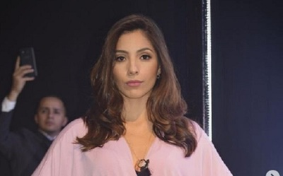 Silvia Romero y su habilidad con el pepino