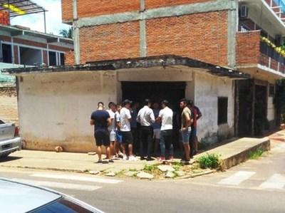 Futbolistas del Chanchón piden por sueldos retrasados