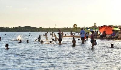 Cinco empresas interesadas en ampliar la playa de Hernandarias