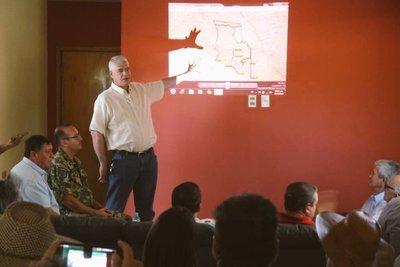 """Ruta Chaco'i – Gral. Bruguez será asfaltada bajo modalidad """"Llave en Mano"""""""