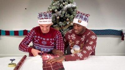 Desafío navideño de Balbuena