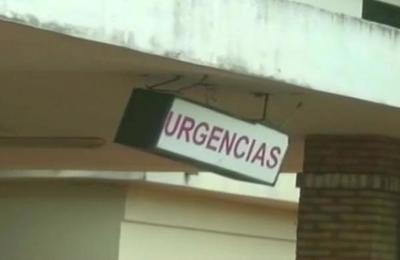 Un bebé de meses llega muerto al hospital de Presidente Franco