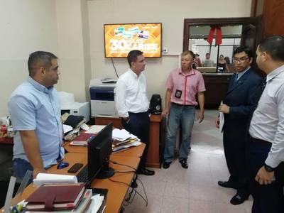 Caso Aduanas: Detienen a 5 funcionarios y 1 gestora por supuestamente pedir coima