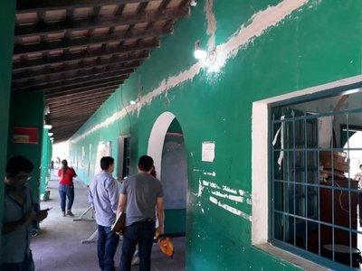 Contraloría verifica obras municipales en Alberdi