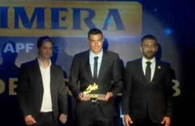 AFP premió lo mejor de la temporada 2018